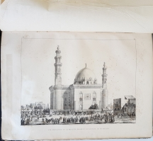 `Арабская архитектура, памятники Каира   (Architecture arabe, ou Monuments du Kaire, mesures et dessines, de 1818 a 1826)` Pascal Coste. Paris, 1837 year