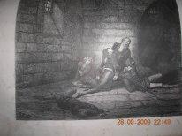 `Божественная комедия( ад )` Данте Алигьери. 1850