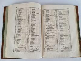 `Табель домов города Москвы` . Санкт-Петербург,  Издание Гоппе и Корнфельда, 1868 г.