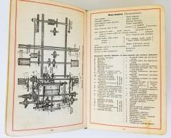 `Справочная книга по бумагопрядению` . Болтон, Англия, тип. Отто Кирхнер 1910 г.