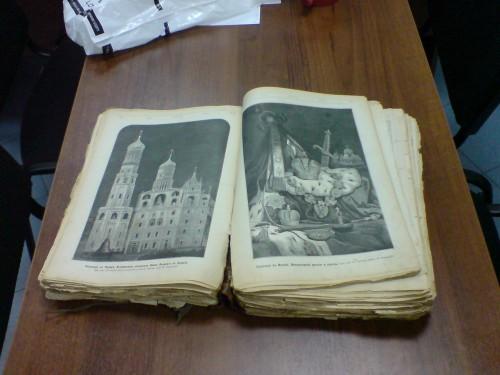 `Годовая подписка на журнал Нива` . 1883
