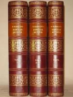 `Римская история Моммсена` Теодор Моммсен. Москва, 1877-1885 гг.