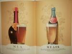 `Каталог Пиво и безалкогольные напитки` . 1957г. Москва