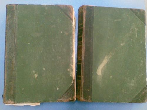 `Жизнь растений. В 2-х томах` Автор: А. Кернер фон-Марилаун. 1901-1902(2 тома)  Место издания книги: С.-Петербу