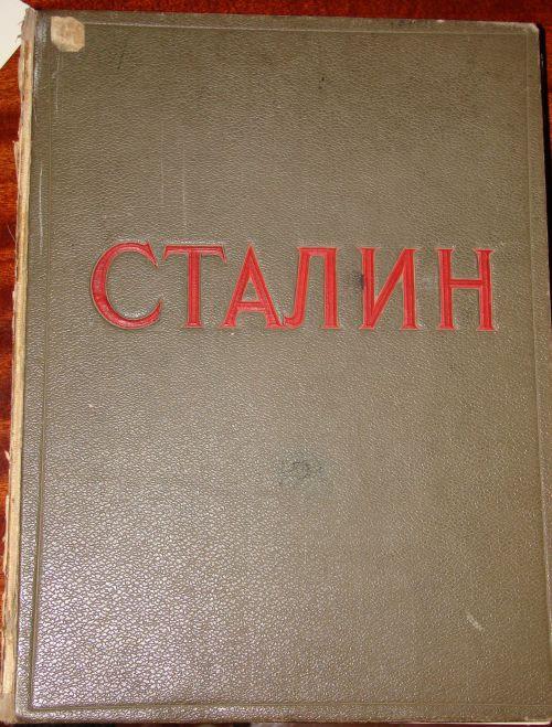 """`Альбом """"Сталин""""` . 1939"""