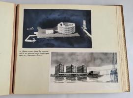 `Каспийское месторождение. Нефтяные Камни` Фотоальбом. 1949-1958 гг.