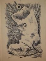 `Двадцать три оригинальных подлинных рисунков художника Георгия Никольского к книге Михаила Пришвина  В краю дедушки Мазая ` .