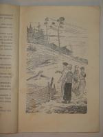 `Тринадцать оригинальных подлинных рисунков художников И.Година и В.Фролова. К книге Веры Чаплиной  Орлик` . 1954 г.