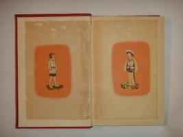 `Принц и нищий` Марк Твен. Москва-Ленинград, Издательство Детской Литературы, 1937г.