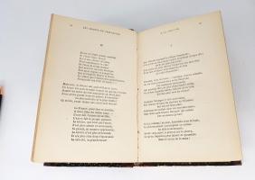 `Oeuvres complètes de Victor Hugo. Les chants du Crepuscule (Полные произведения Виктора Гюго. Песнопения крепостного)` Victor Hugo (Виктор Гюго). J.Hetzen, Maison Quantin, Paris, 1880(?)