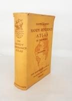 `The handy reference Atlas of the world (Справочный атлас мира)` John Bartholomew (Джон Бартоломью). Geographical Institute by John Bartholomew, Edinburgh, 1949