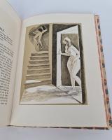 `Декамерон` Джованни Боккаччо. Рисунки Херлуф Бидструп. Дания, Копенгаген, 1943 год