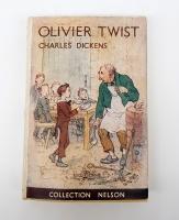 `Oliver Twist (Оливер Твист)` Charles Dickens (Чарльз Диккенс). Oliver Twist (Оливер Твист), 1946
