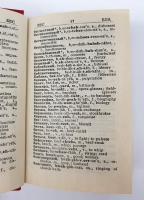 `Hugo's Pocket dictionary Russian-english and english-russian (new orthagraphy) with Imitated Pronunciation` . Philadelphia 1947