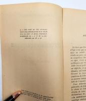 `Подборки из трех книг из серии Essais et Documents` Renaud de Jouvenel, Jean Cathala, Edgar Morin. Paris, Editions Hier et Aujourd'hui, 1947 - 1948