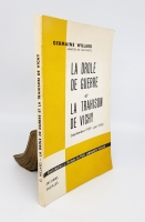 `La drole de Guerre et la trahison de vichy (Septembre 1939 - Juin 1941)` Germaine Willard. Paris, Published by Editions Sociales, 1960