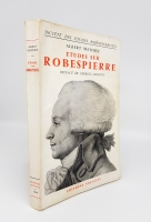 `Etudes sur Robespierre` Albert Mathiez. Paris, Published by Éditions Sociales, 1958