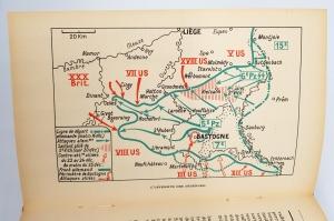 `La lutte pour L'Europe (Борьба за Европу)` Chester Wilmot. Paris, Published by Arthème fayard, 1953