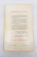 `L'Oeuvre de Leon Blum. Memoires. La Prison et le Proces. A L'echelle Humaine 1940-1945` Léon Blum (Лев Блюм). Paris, Published by Albin Michel, 1955