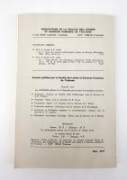 `Actes du Colloque. Jaures et la Nation (Материалы симпозиума. Жорес и нация)` . France, Published by Association des Publications de la Faculte des Lettres et Sciences Humaines de Toulouse,  1965