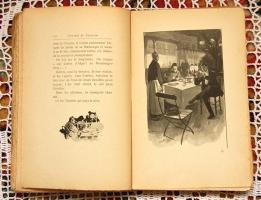 `Тартарен из Тараскона.  Иллюстрированный Дж. Жирарде (Tartarin de Tarascon)` Альфонс Доде. Париж, без даты (1900).