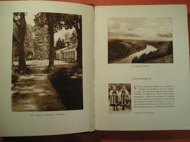 `Живописная Польша (La Pologne Pittoresque)` Francastel, Pierre. Б. Арто, Гренобль, 1934 г.
