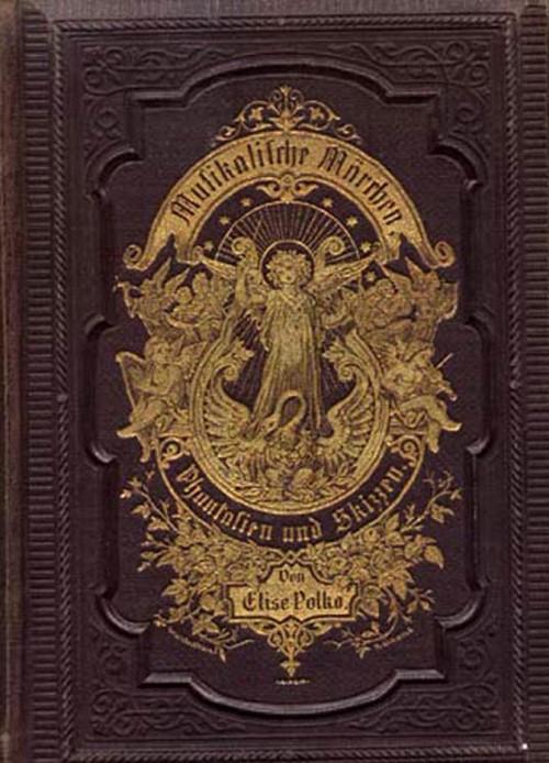 `Музыкальные сказки` Полко. 1877 год  Лейпциг