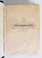 `Картины. Памятная книжка. Месяцеслов` . Коллекционная серия резцовых гравюр с 1837 по 1862 гг.