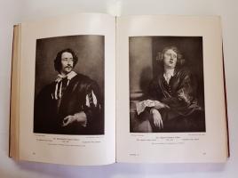 `Van Dyck (Ван дейк)` Schaeffer Emil. Stuttgart und Leipzig, Deutsche Verlags-Anstalt, 1909 г.