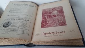 `Пробуждение` . СПб., 1911 г.