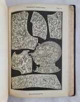 `Орнамент всех времён и стилей` Н.Ф. Лоренц. С.-Петербург, Издание А.Ф.Девриена, 1898 г.