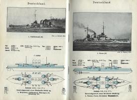 `Taschenbuch der Kriegsflotten. Справочник по военно-морским флотам.` B. Weyer. 1914г. Мюнхен