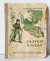 `Оливер Твист. Oliver Twist` Чарльз Диккенс. Charles Dickens. Moscow, 1941