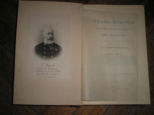 `Encyklopedie der Photographie` . 1895 Австрия