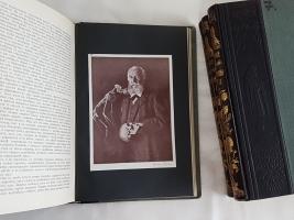`Иллюстрированное собрание сочинений Чарльза Дарвина` В 8-ми томах. Москва, издание Ю.Лепковскаго, 1907-1909 гг.