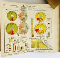 `Географический и статистический карманный атлас России` А.Ф.Маркс. СПб, 1907 г