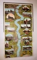 `По реке Рейн от Кёльна до Майнца` Der Rhein Coln bis Mains. б/г