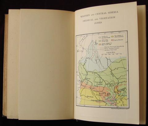 ` Siberia` M.P.Price. 1914  London