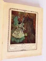 `Красавица и Чудовище и несколько других старофранцузских сказок` Иллюстрации Эдмонда Дюлак. Книгоиздательство А.Ф. Девриена, 1913 г.