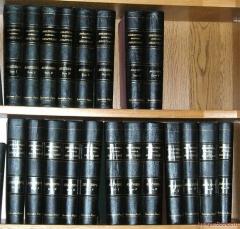 Антикварная книга: Библиотека великих писателей в 20-ти томах. А.С.Пушкин, В.Шекспир, Д.Байрон, Ж.Мольер, И.Шиллер. Ф.А.Брокгауз - И.А.Ефрон, 1901-1904 гг.
