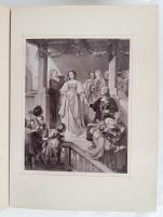 `Schiller-Galerie` Галерея Шиллера. Munrhen, Derlagsanftalt fur Kunft und Miffenfchaft dormals Friedrich Brucfmann
