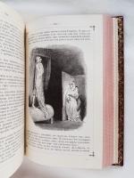 `Остроумно-изобретательный идальго Дон-Кихот Ламанчский` Мигель де Сервантес Сааведра. Санкт-Петербург,  1895 год
