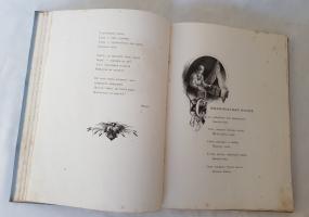 `Cборник стихотворений «Родные отголоски»` Составленный П.Полевым. Издание М.О.Вольфа, 1880 г.