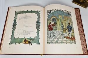 `Скупой рыцарь` [Соч.] А.С. Пушкина. [Санкт-Петербург] : А.С. Суворин, [1912]