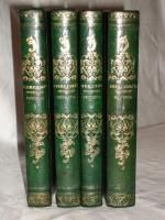 `Собрание сочинений в четырёх томах` Шекспир. Москва, В типографии Н.Степанова, 1841-1843гг.