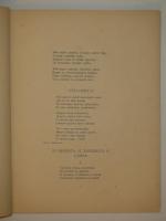 `Златолира` Игорь Северянин. Москва, Книгоиздательство  Гриф , 1914 г.