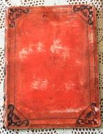 `Екатерина Романовна Дашкова` Рукописная книга. Начало 19 века