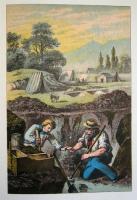 `Маленький золотоискатель в Калифорнии` Рассказ Ф.Герстекера. Издание т-ва М.О.Фольф, 1912 г.