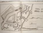 `Essai general de fortification, et d`attaque et defense des places, par M. de Bousmard.` M. de Bousmard. 1814г. Париж.