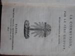 `Exercice de piete pour la communion` Griffet. 1813, Shez Mame, Freres, Imprimeurs Libraries